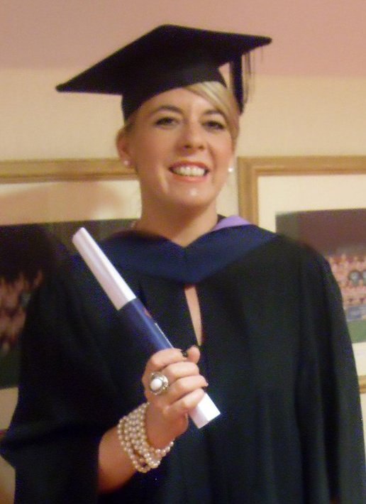 Stephanie Holland <br>Academy Tutor and Beauty Therapist